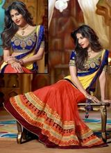 Punjabi Wedding Bridal Dress