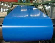 Color Coated Steel Coils And Sheets