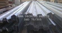 Gi Metal Decking Sheet
