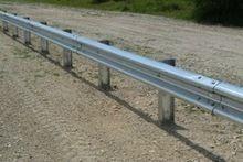 Guard Rail Highway Crash Barrier