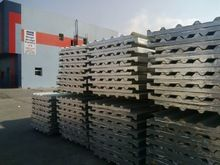 Metal Aluminium Sandwich Panel For Roof-wall