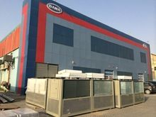 Process Air Cooled Industrial Water Chiller
