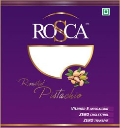 Roasted Salted Pistachio