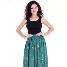 Long Ethnic Skirt