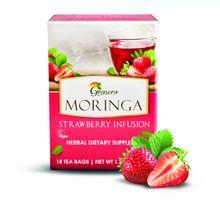 Moringa Strawberry Tea