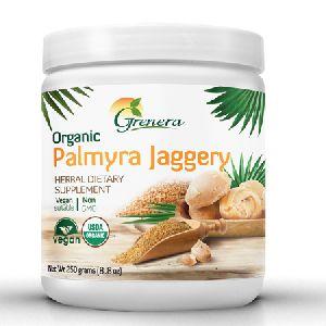 Organic Palmyra Jaggery Palm Sugar