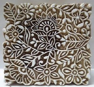 Floral Design Wood Craft