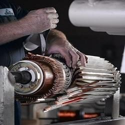 Ac Induction Motor Repairing Service