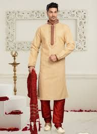 Mens Cotton Designer Sherwani