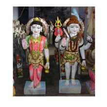 Beautiful Bal Krishna Marble Statue