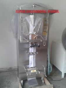 Milk Pouch Packing Machine