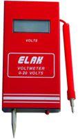 Voltmeters Selecting Materials