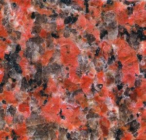 Granite Maple Leaf Red