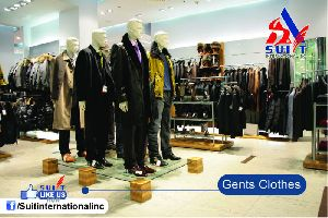 Gents Office Wear & Casual Wear Clothes