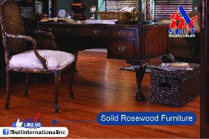 Hand Crafted Solid Rosewood Furniture