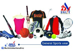 Sports Goods And Sports Wears