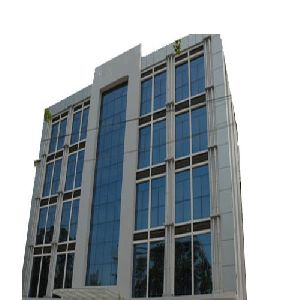 Semi Unitized Structural Glazing Services