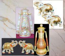 Lanterns And Animal Figures