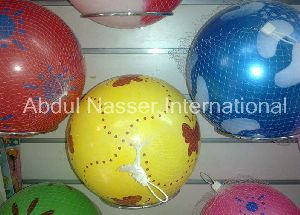 Pvc Ball With Printing Pictures