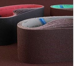 Coated Abrasive Belts For Hand Tools