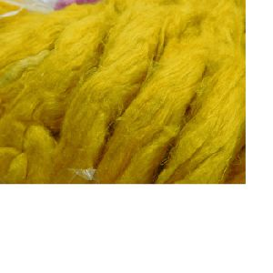 Solid Colour Silk Yarn