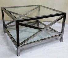 X Style Coffee Table