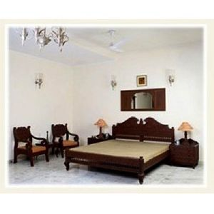Designer Wooden Bedroom Set