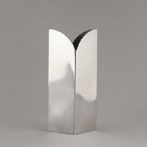 Metal Flower Vas