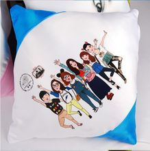 Custom Printed Home & Hotel Pillow Case