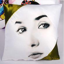 Square shape sublimation pillow case