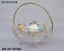 Maple Leaf Wedding Gift Basket
