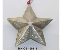 Star Shaped Christmas Hanging Ornament