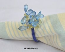Tableware Beaded Napkin Ring