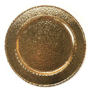 Charger Plates Wedding Decoration