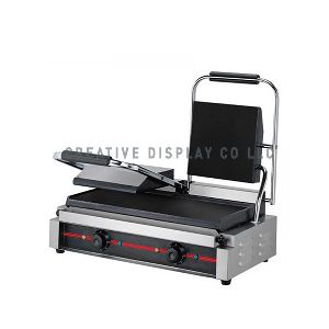 Contact Grill Double Roller Grill