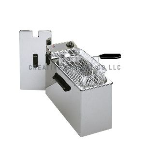 Electric Fryer 12 Liter Roller Grill