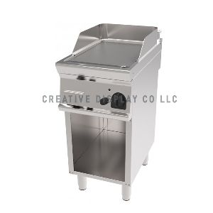 Electric Grill On Cabinet 40 Cm Tecnoinox