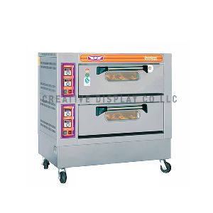Electric Oven 2 Decks