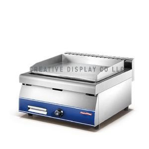 Gas Griddle Flat Table Top 65 Cm