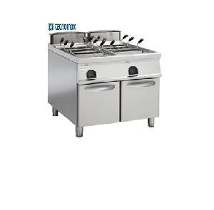 Gas Pasta Cooker 40 40l Tecnoinox