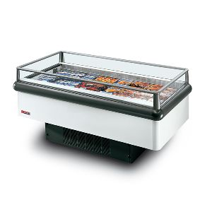 Supermarket Island Freezer 250 Cm