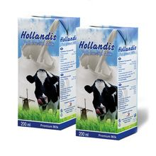 HOLLANDIS FULL CREAM UHT MILK