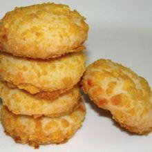 Melting Dry-fruit Cookies