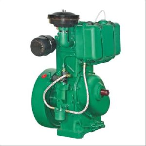 Single Cylinder Water Cooled Engine