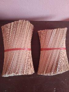 Round Agarbatti Making Bamboo Sticks
