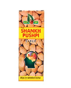 Pusp Shankh Pushpi Ayurvedic Syrup