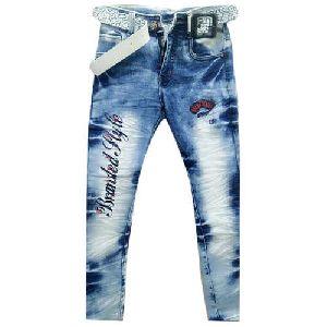 Kids Stretchable Jeans