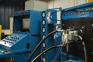 Hydraulic Testing System