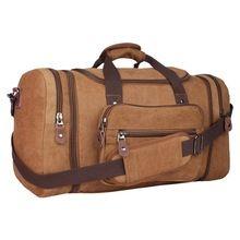Luggage Men's Weekender Duffle Bag