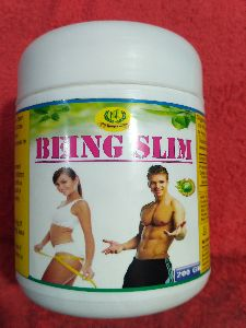Slim fit powder